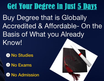 buy a degree